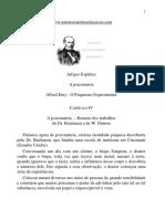 A Psicometria (Alfred Erny)