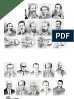 imagenes de los presidentes de venezuela desde 1860 hasta hoy