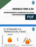 Presentación Diapositivas Curso 2.03 Entrenamiento Avanzado de Lucha Contra-Incendio