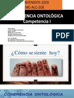 coherencia ontologica CMC