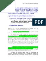 SENTENCIA ART. 74 LEY 1116  DE 2006  ACCION REVOCATORIA  Y DE SIMULACION SUPERSOCIEDADES STC2595-2016