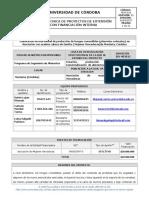 propuesta inicial pleurotus ostreatus