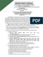 PENGUMUMAN JADWAL SKD CPNS 2019 dan LAMPIRAN.pdf