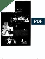 Alliaud, A. , Antello, E. (2011). Los Gajes Del Oficio - Enseñanza, Pedagogía y Formación. Profesora MERCURI