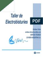 Covidien - Taller de Electrobisturies