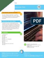Desarrollo de Aplicaciones Web 2020