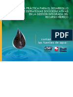Guia Metodologica en Control de Contaminacion  Componente Social