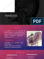 """Equipo 8 """"Parásitos"""" FTP02A 20-2"""