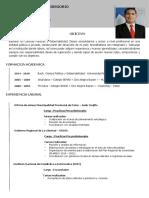CV YONI PDF