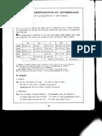 Locuções prepositivas e adverbiais