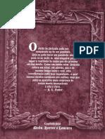 Ravenloft - Dominios do Medo(Medo, Horror e Loucura)