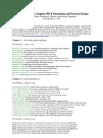 Library File Description OrCAD PSpice