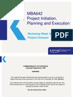 Project Management_Workshop