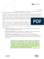 Tema 3-4 Poder Judicial