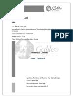 Tarea 1 Capitulo 1 Administracion Moderna 1.docx