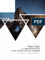 Risco Caído and the Sacred Mountains of Gran Canaria Cultural Landscape