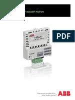 EN _ FSCA-01 RS-485 adapter module user's manual