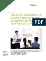 PA 0049 RETENCIONES IVA Deloitte