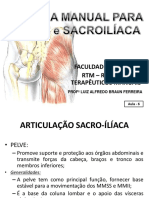 Aula 6 - Terapia manual Pelve e Sacro