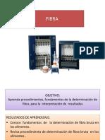 Analisis  FIBRA
