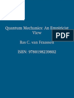 (Clarendon Paperbacks) Bas C. van Fraassen - Quantum mechanics_ an empiricist view-Oxford University Press, USA (1991).pdf