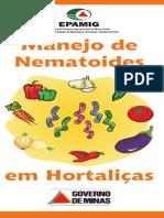 Folder-manejo de Nematoides Nas Hortalicas