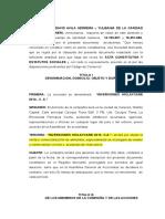 REGISTRO MERCANTIL DEFINITIVO