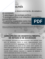 ecologia pol+¡tica