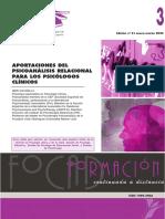 focad psicología analítica para clínicos