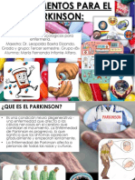 MEDICAMENTOS PARA EL PARKINSON.pptx