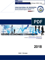 4. Estudio económico - Financiero