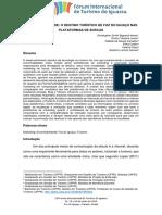 ENCONTRABILIDADE O DESTINO TURÍSTICO DE FOZ DO IGUAÇU NAS PLATAFORMAS DE BUSCAS [research]