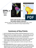LEAST-COST & RISK & LIFECYCLE DELIVERED ENERGY SERVICES in Latin America