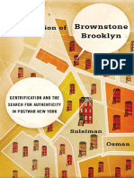The Invention of Brownstone Brooklyn Gentrification and the Search for Authenticity in Postwar New York by Suleiman Osman (z-lib.org).pdf