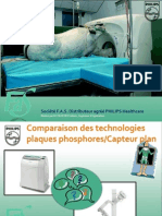 Coomparaison des Technologies CR/DR