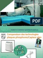 Coomparaison des Technologies CR/DR