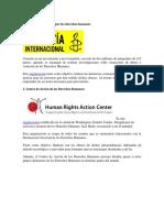 Instituciones que velan por los derechos humanos