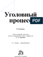 Ygolovnii Process a.v.grinenko 2009