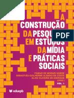 A construção da pesquisa em Estudos da Mídia e Práticas Sociais