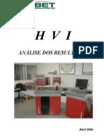 08.04 hvi - análise dos resultados