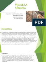 HISTORIA DE LA           ALBAÑILERIA