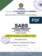 DBC - PTAR Padilla