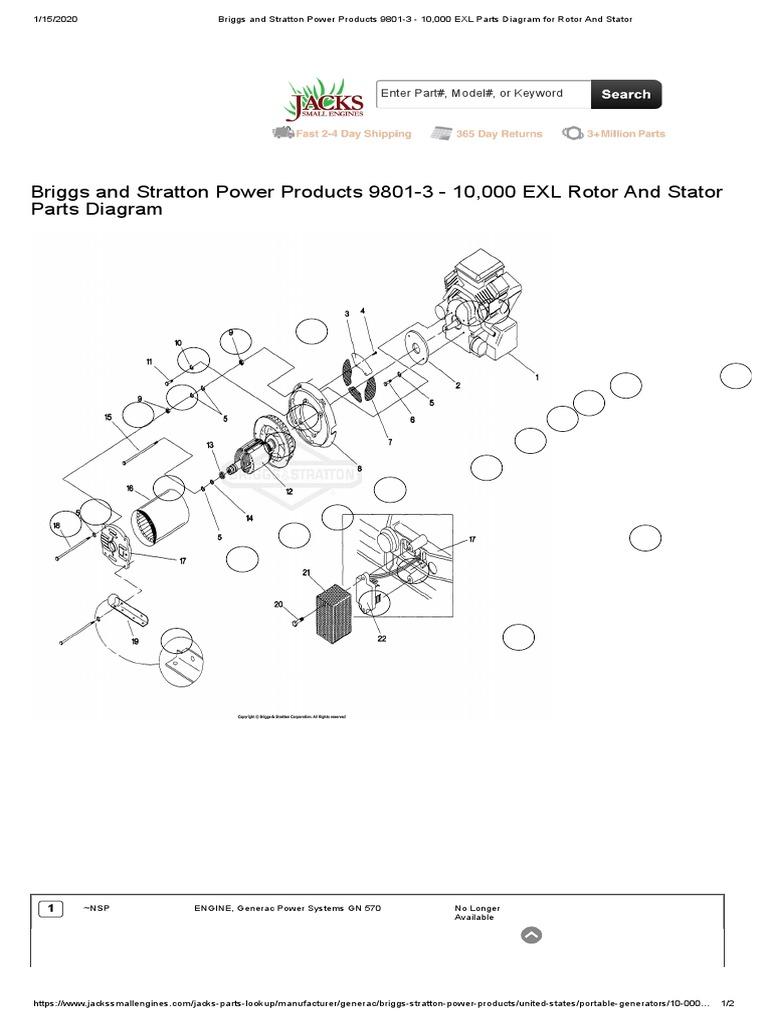 briggs engine diagram briggs and stratton power products 9801 3 10 000 exl parts briggs and stratton engine diagram briggs and stratton power products 9801