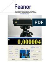 Feanor LP30 Laser Interferometer