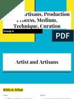 Art-and-Artisans-Production-Process-Medium-Technique-Curation