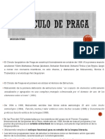 EL CÍRCULO DE PRAGA.ppt