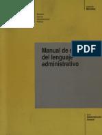 1990_320_MANUAL DE ESTILO DEL LENGUAJE ADMINISTRATIVO