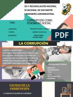 LA CORRUPCIÓN COMO FENOMENO SOCIAL 2
