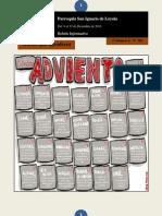 Boletín Nº 80, del 6 al 12 de Diciembre de 2010