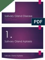 Salivary Gland Disease.pptx